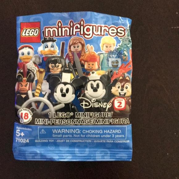 LEGO mini figure blind bags  Disney series 2